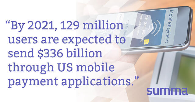 By 2021, 129 million users will make $336 billion in payments with Zelle